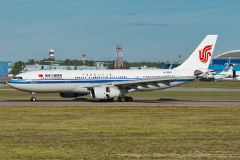 B-5927 - Air China Airbus A330-200