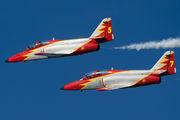 E.25-25 - Spain - Air Force : Patrulla Aguila Casa C-101EB Aviojet aircraft