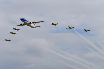Civil Aviation Day in Moldova Airshow 2016