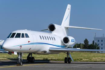 N550JP - Private Dassault Falcon 50