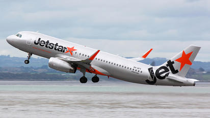 VH-VFT - Jetstar Airways Airbus A320