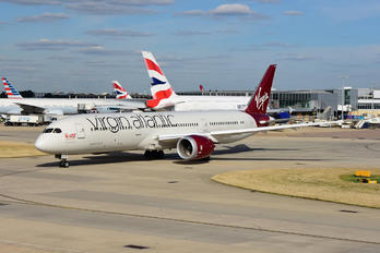 G-VSPY - Virgin Atlantic Boeing 787-9 Dreamliner