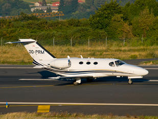OO-PRM - Private Cessna 510 Citation Mustang