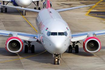 5Y-CYD - Kenya Airways Boeing 737-800