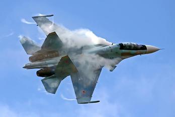 09 - Russia - Air Force Sukhoi Su-30SM