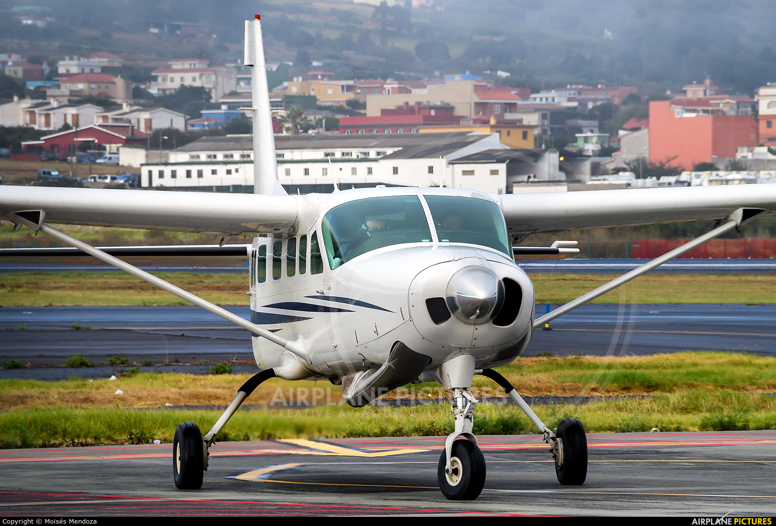 Private N9017M aircraft at Tenerife Norte - Los Rodeos