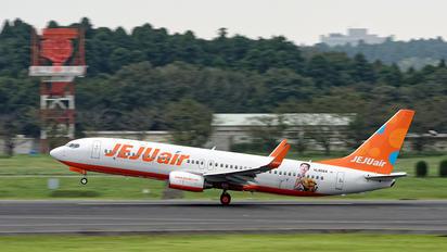 HL8064 - Jeju Air Boeing 737-800