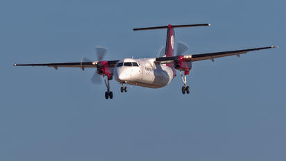 5A-AGR - Petro Air de Havilland Canada DHC-8-300Q Dash 8