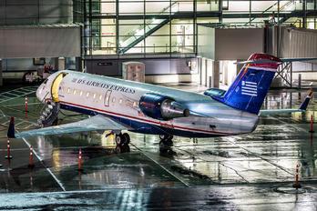 N471ZW - US Airways Express Canadair CL-600 CRJ-200