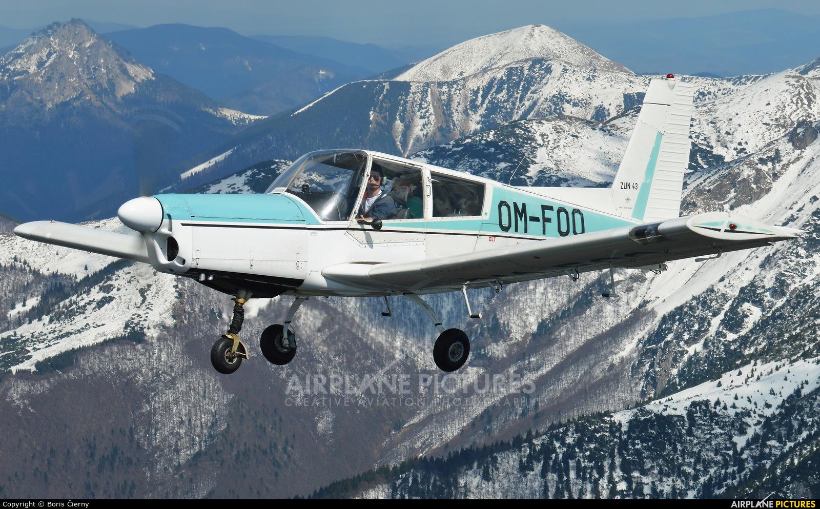 Aeroklub Očová OM-FOO aircraft at In Flight - Slovakia