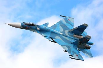 67 RED - Russia - Navy Sukhoi Su-33