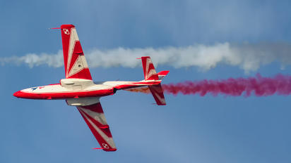 1 - Poland - Air Force: White & Red Iskras PZL TS-11 Iskra