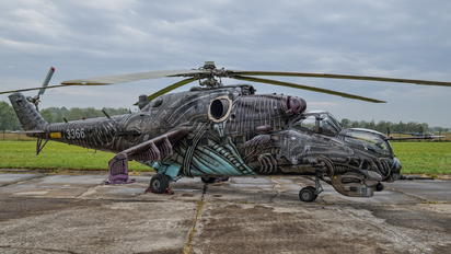 3366 - Czech - Air Force Mil Mi-35