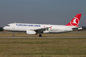TC-JPC - Turkish Airlines Airbus A320