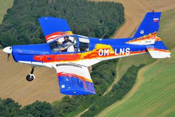 OM-LNS - Private Zlín Aircraft Z-142