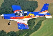 OM-LNS - Private Zlín Aircraft Z-142 aircraft