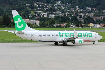 PH-GUV - Transavia Boeing 737-800