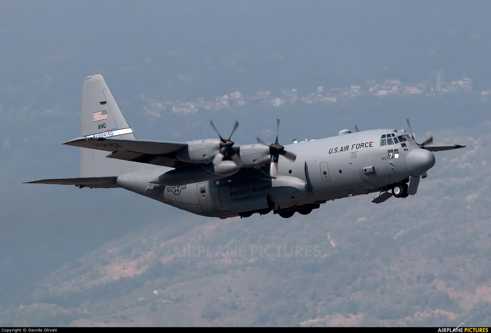 USA - Air Force 91-1237 aircraft at Aviano