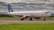 LN-RKI - SAS - Scandinavian Airlines Airbus A321 aircraft