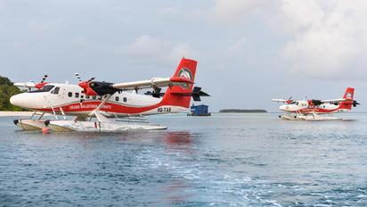 8Q-TAE - Trans Maldivian Airways - TMA de Havilland Canada DHC-6 Twin Otter