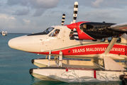 8Q-TAE - Trans Maldivian Airways - TMA de Havilland Canada DHC-6 Twin Otter aircraft