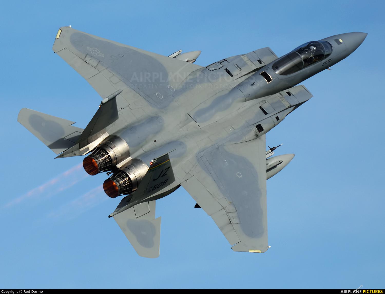 USA - Air Force 78-0509 aircraft at London  Intl, ON
