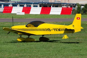 HB-YKM - Private Zenith - Zenair CH 601 Zodiac