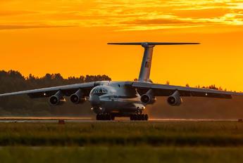 RA-86910 - Russia - Air Force Ilyushin Il-76 (all models)