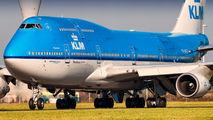 PH-BFF - KLM Boeing 747-400 aircraft