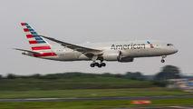 N806AA - American Airlines Boeing 787-8 Dreamliner aircraft