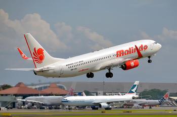 9M-LNU - Malindo Air Boeing 737-800