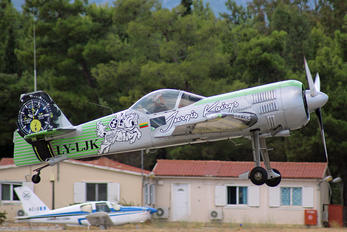 LY-LJK - Private Sukhoi Su-31