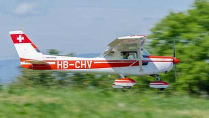 HB-CHV - Private Reims F152