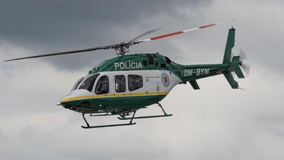 OM-BYM - Slovakia - Police Bell 429