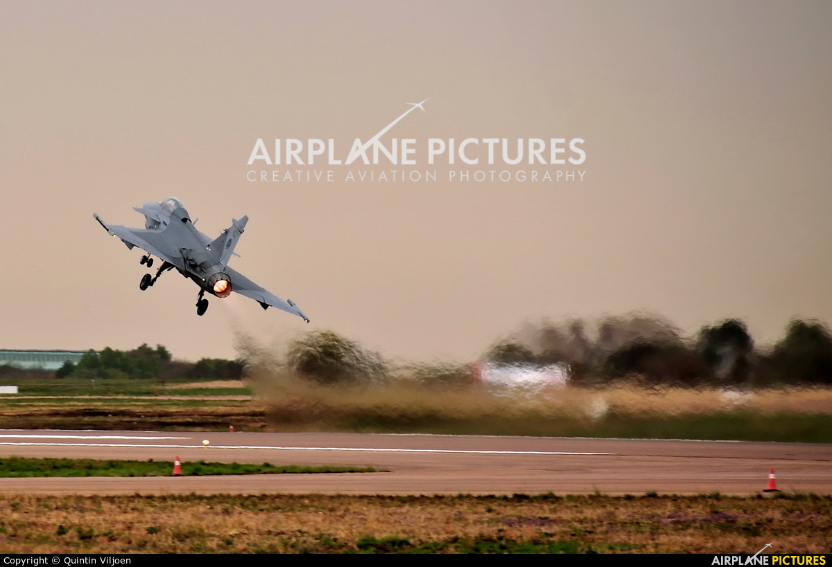 South Africa - Air Force 17 aircraft at Waterkloof