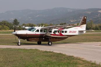 OK-DAY - Private Cessna 208 Caravan