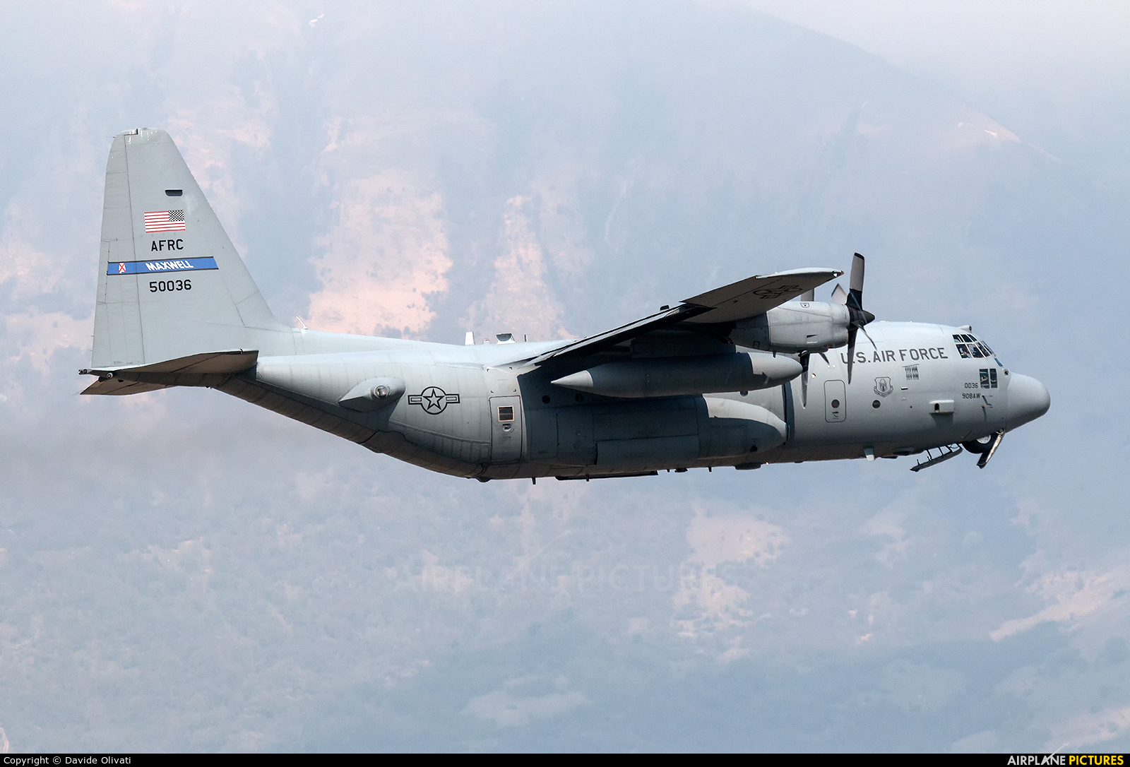 USA - Air Force 85-0026 aircraft at Aviano