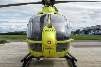 G-SCAA - SCAA - Scotlands Charity Air Ambulance Eurocopter EC135 (all models)