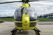 G-SCAA - SCAA - Scotlands Charity Air Ambulance Eurocopter EC135 (all models) aircraft