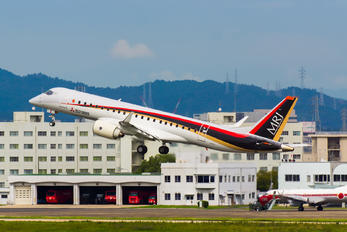 JA21MJ - Mitsubishi Aircraft Corporation Mitsubishi MRJ90