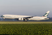 B-KQC - Cathay Pacific Boeing 777-300ER aircraft