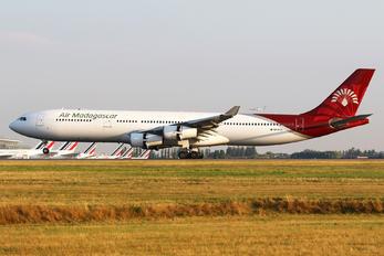 5R-EAA - Air Madagascar Airbus A340-300