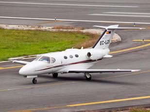 EC-LZS - Clipper National Air Cessna 510 Citation Mustang