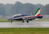 "MM54475 - Italy - Air Force ""Frecce Tricolori"" Aermacchi MB-339-A/PAN aircraft"