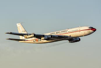 T.17-3 - Spain - Air Force Boeing 707-300
