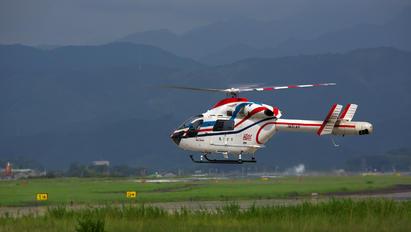 JA01AP - The Asahi Shimbun Company MD Helicopters MD-900 Explorer
