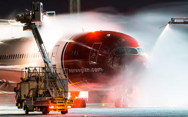 EI-LND - Norwegian Long Haul Boeing 787-8 Dreamliner