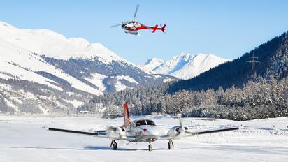 HB-LKM - Motorfluggruppe Zürich Piper PA-34 Seneca