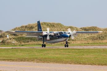 D-IFUT - FLN Frisia-Luftverkehr Britten-Norman BN-2 Islander