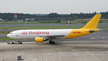 B-LDG - Air Hong Kong Airbus A300F aircraft